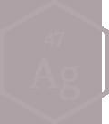 elemental symbol for Silver